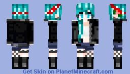 Goobye PMC! Read Desc. Minecraft Skin