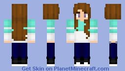 PINK Inspired Minecraft Skin