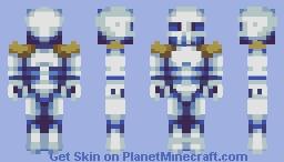 Arcturus IV [PBL - S14 - W3] Minecraft Skin