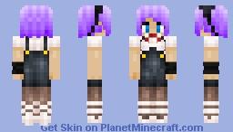 Hotaru, Shidare [Dagashi Kashi] Minecraft Skin