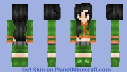 It didn't exist, so I made one. Minecraft Skin