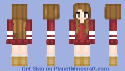 me in real life ( first skin! ) Minecraft Skin