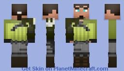 minecraft star wars rebel skin