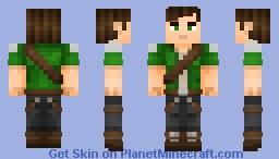 Leo- Build On Parody- Hyperdream Studios Minecraft Skin