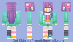 ☆°. Lυмιєѕѕ. ♢*。 {OC/Persona} Minecraft Skin