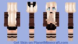Back! [Read Desc] Minecraft Skin