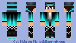 Cool Boi Minecraft Skin