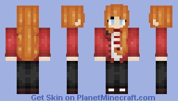 back to School :'( (Experimental Shading) Minecraft Skin