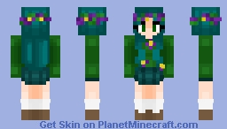 ~Flower Power~ (Reshade) Minecraft Skin