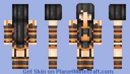 Sabre Minecraft Skin