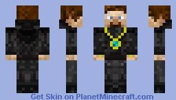 Guild Master Minecraft Skin