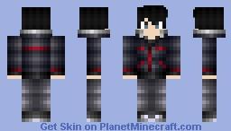 Asasino Minecraft Skin