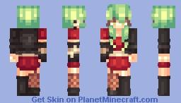 cassette Minecraft Skin