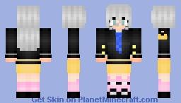 (¢σσкιє) Hibiki Minecraft Skin