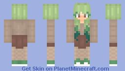 toxic waste Minecraft Skin