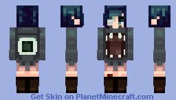 hiss Minecraft Skin