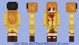 It's funny how dumb you are. (Better in 3D preview) Minecraft Skin