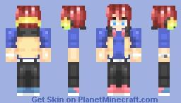 Yato Noragami Minecraft Skin - Skin para minecraft de yato