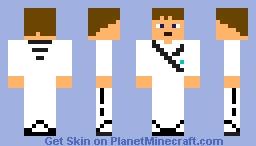 Chase Davenport Lab Rats Bionic Island Minecraft Skin