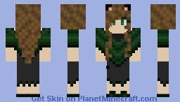 First Skin is it good? Minecraft