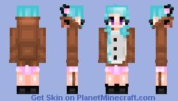 bear bear ʕ•̀ω•́ʔ✧ Minecraft Skin