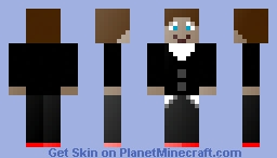 *Adam The Famous* Minecraft Skin