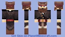 Captain   Pirate   by arbuz36 Minecraft Skin