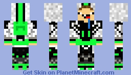 noob Assassin Minecraft Skin