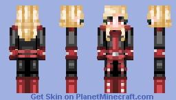 ☆ ℓєια_ ☆ Αstℜιd fℜσm Sκγℜιm (Repost) Minecraft Skin