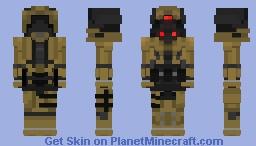 "EWR-115 ""Reaper"" Minecraft Skin"