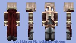 Riri Minecraft Skin