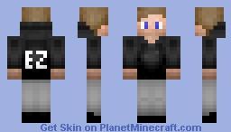 eZ ~TheRainbowPanda~ Minecraft Skin