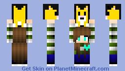 Anna Minecraft Skin