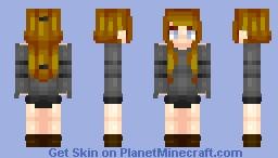 hey u Minecraft Skin