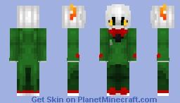 Callie Ohpeee Minecraft Skin