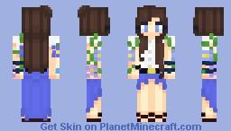 ●мєσωℓιє_đєєɾ● Dahlia the Maiden Minecraft Skin