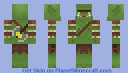 ogro Minecraft Skin