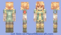 Eva Nine | Lipse's contest | Round 1 Minecraft Skin
