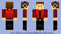ThePokeGod - Orepros Minecraft Skin