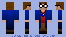 My Minecraft Skin! Minecraft Skin