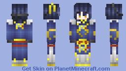 ✼ Mikazuki Munechika - Touken Ranbu Minecraft Skin