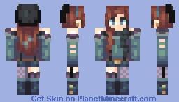 Be Gentle Remake Minecraft Skin