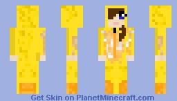 Sqaishey Onezie skin Minecraft Skin