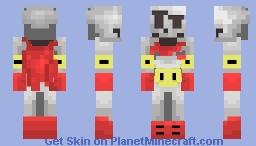 papyrus!1!! Minecraft Skin