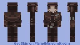 Plague Doktor Minecraft Skin