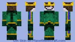 Prince Ryan Minecraft Skin