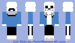 Undertale - Sans Minecraft
