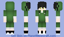 к ~ ❖Seto Kousuke - Kagerou Project❖ Minecraft Skin