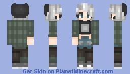 Grunge ¬∪¬ Minecraft Skin
