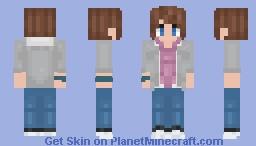 Max Caufield [Life is Strange] Minecraft Skin